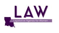 LAW legislative agenda for women